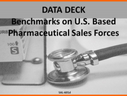 Benchmarks US Pharmaceutical Sales Forces