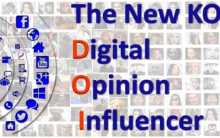 Digital Opinion Influencers