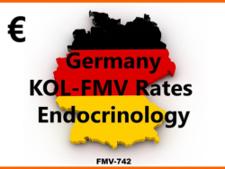 Thought Leader Compensation Germany Endocrinology