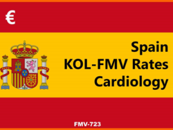 Thought Leader Compensation Spain Cardiology