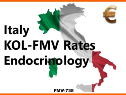Thought Leader Compensation Italy Endocrinology