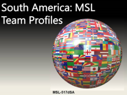 Latam medical science liaison teams