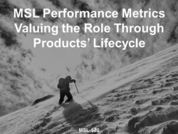 msl performance metrics