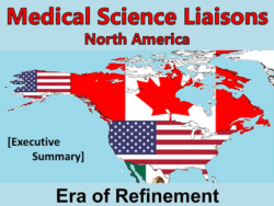 US medical science liaisons summary