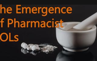 emerging pharmacist kols
